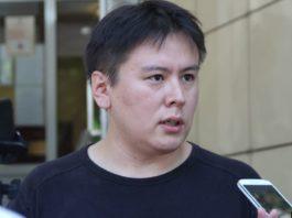 В Казахстане арестован глава инициативной группы по созданию оппозиционной Демпартии Жанболат Мамай