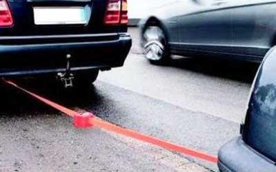 Как буксировать автомобиль с АКПП