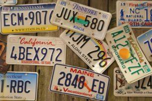 Американский Арстан Алай: 80-летний гражданин США через суд на свое авто получил номерной знак «Я -Бог»