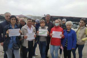 «Ташкент хочет дышать»: жители столицы Узбекистана начали флешмоб против вырубки деревьев