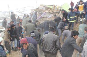 Семь человек погибли при сильном землетрясении на границе Ирана и Турции