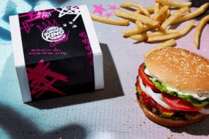 Burger King предложил 14 февраля обменять фото бывших на бургеры