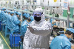 Samsung сообщила о случае заражения коронавирусом на заводе в Корее