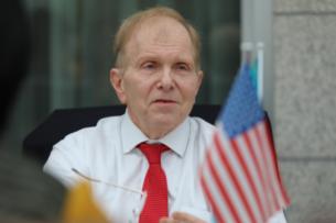 Посол США сделал заявление о защите Казахстана от коронавируса