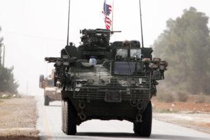 Военные США открыли огонь по гражданским в ходе конфликта в Сирии (видео)