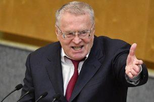 Жириновский предложил ввести смертную казнь за фейки о коронавирусе