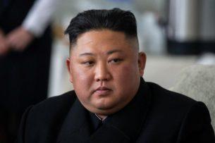 Ким Чен Ын пожелал здоровья южнокорейцам на фоне вспышки коронавирусной инфекции