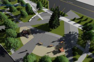 В Бишкеке откроется новый сквер