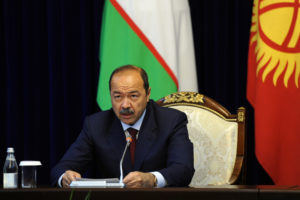 Премьер-министр Узбекистана выступил против использования русского языка в рекламе