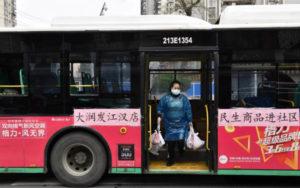 Ученые проследили, как один больной коронавирусом заразил 9 пассажиров автобуса