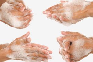 Как правильно мыть руки: объясняет доктор