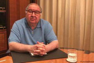 Алишер Усманов проведет карантин в Ташкенте