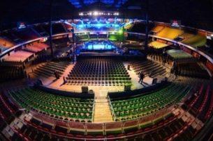 В UFC прошел первый в истории бой без зрителей. Победитель главного боя бросил вызов Хабибу