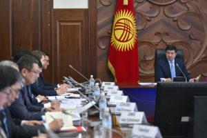Премьер-министр Мухаммедкалый Абылгазиев: Из-за коронавируса отечественная экономика несет потери