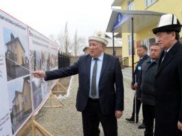 Президент Кыргызстана ознакомился с ходом реализации проекта по водоснабжению Баткена