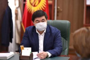 Есть риск, что они могут распространять вирусную инфекцию: Премьер Кыргызстана поручил в кратчайшие сроки завершить поиск всех контактных лиц зараженных коронавирусом