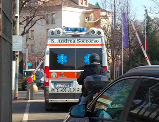 Зараженных COVID-19 в Италии может быть больше 600 тысяч