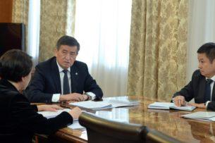 Президента Кыргызстана беспокоят факты массовой пропиской граждан вотдельных городах впреддверии выборов