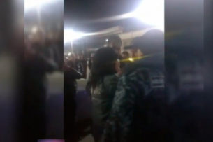 В Самарканде задержана группа девушек, отметивших 8 марта стриптизом