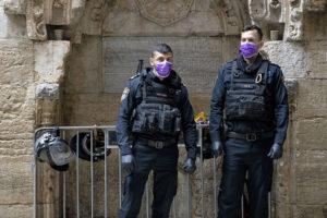 В Израиле следят за гражданами через телефоны, чтобы они не нарушали карантин