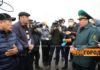 Простоявших трое суток на границе Казахстана граждан Узбекистана и Кыргызстана пропустили