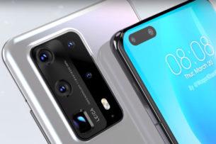 Huawei выпустит смартфон с тремя селфи-камерами