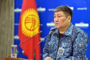 За нарушение комендантского часа в Бишкеке задержаны 119 человек