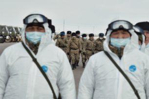5 новых случаев коронавируса зарегистрировали в Казахстане. Алматы перешел на новый режим