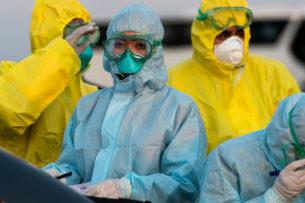 Число больных коронавирусом в Узбекистане увеличилось до 65 человек: паломник, вернувшийся из Саудовской Аравии, заразил свою семью