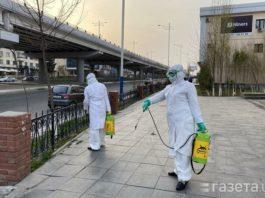 В Узбекистане выявлено шесть новых случаев коронавирусной инфекции. Общее число заболевших достигло 187