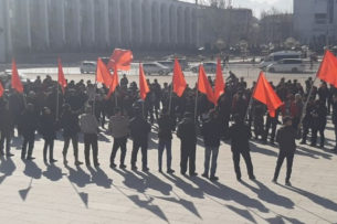 Кыргызстану угрожает рост протестных настроений после выборов — Независимая газета