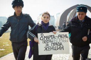 Дастан Бекешев призвал главу МВД подать в отставку: Самое лучшее, что может сделать министр после разгона Женского марша