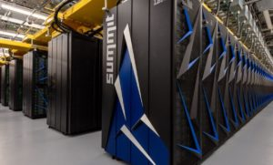 Суперкомпьютер Summit задействовали для борьбы с коронавирусом