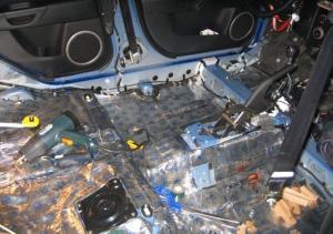 Шумоизоляция автомобиля своими руками – качественно и дешево