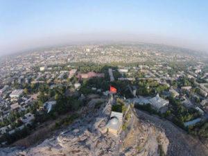 Подписан Указ «О введении чрезвычайного положения на территории города Ош, Ноокатского и Кара-Суйского районов Ошской области Кыргызской Республики»
