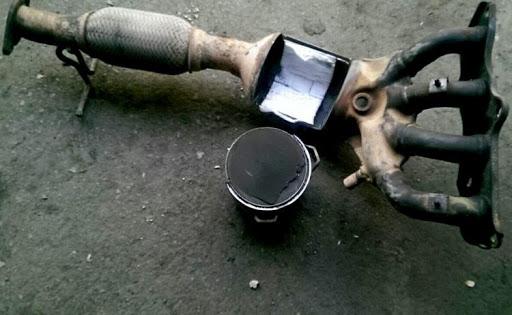 Умер катализатор авто. Что будет, если вырезать его?