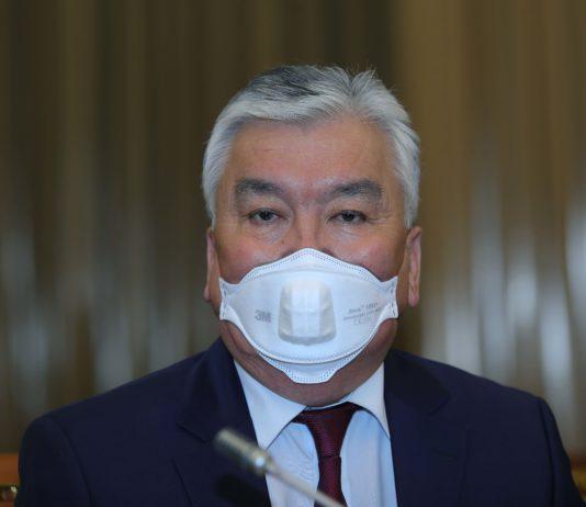 Коалиция большинства Жогорку Кенеша одобрила кандидатуру Сабиржана Абдикаримова на должность министра здравоохранения КР