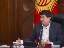 Финпол: Экс-премьеру Абылгазиеву и депутату Жумалиеву запрещено покидать Кыргызстан