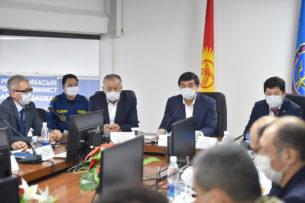 В Кыргызстана отменены пропуски для грузовых автомобилей. Теперь они могут  беспрепятственно проезжать через санитарно-карантинные посты