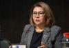 Финполиция вызвала на допрос экс-вице-премьера Алтынай Омурбекову