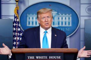 Трамп расширил льготы служившим на авиабазе в Узбекистане военным США