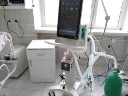 В Баткенскую область одно из общественных объединений передало аппарат ИВЛ