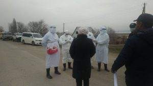 Медики Кыргызстана готовы к пику эпидемии коронавируса?