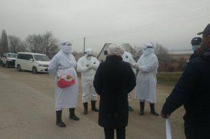 В Иссык-Кульской области из обсервации выписаны 108 человек