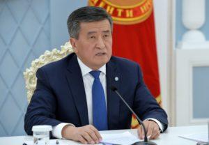 Анализ на коронавирус у Сооронбая Жээнбекова по приезду в Бишкек показал отрицательный результат