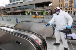 Опрос: 84% турецких граждан «поддерживают комендантский час» для сдерживания распространения коронавируса