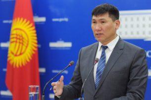 Были случаи, когда помощь просили обеспеченные семьи — глава Минсоцтруда Кыргызстана