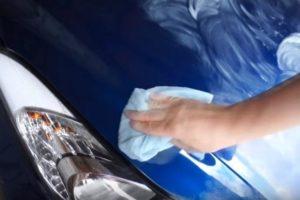 Чистота автомобиля