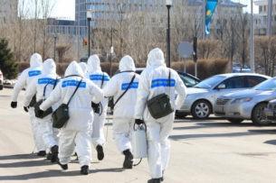 Одну из областей Казахстана полностью закрыли на карантин