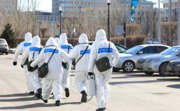 32 новых случая коронавируса зарегистрировали в Казахстане